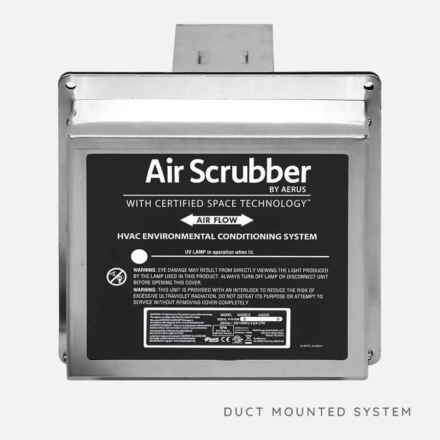 air scrubber installation in chester county, pa